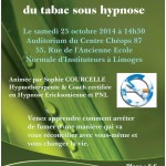 affiche conf tabac